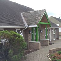Picture of the Health and Wellbeing Centre in Church Stretton